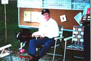 Bob Plimpton at 2001 Black Hawk Open